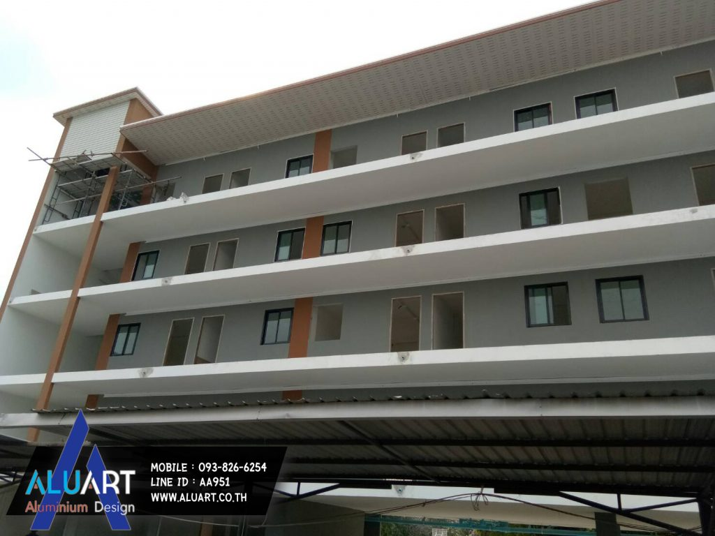 อพาร์ตเม้นท์ 5 ชั้น ซอยวิภาวดี 66